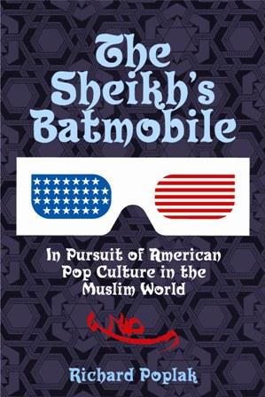 Sheikh's batmobile