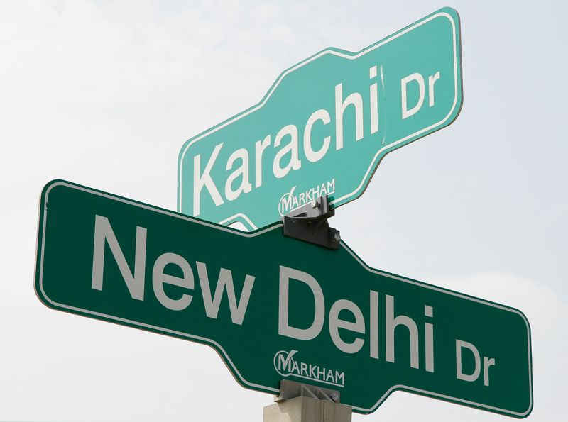DelhiKarachi