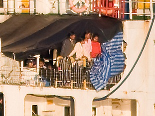 Sri Lankan migrants