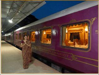 India elegant train