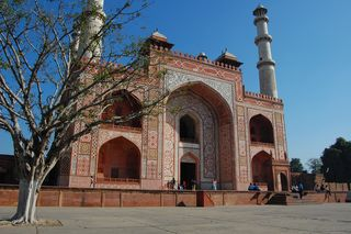 Akbars-Mausoleum