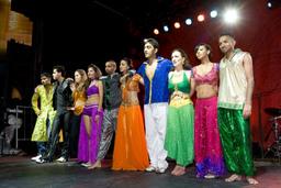 10 Dance Finalists