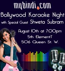 Karaoke Night with Shweta 230