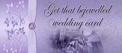 Wedding Card 390