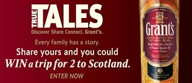 Grant's True Tales