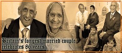 Longest Married couple 390