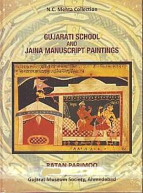 Gujarati School and Jaina Manuscript