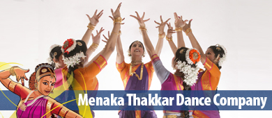 Festival of India 2012 Menaka Thakkar Dance Company