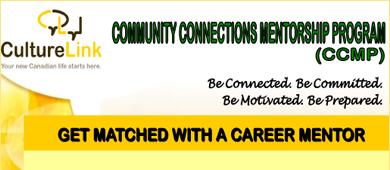 CultureLink's Community Connections Mentorship Program