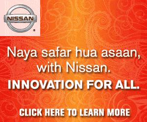 Nissan Naya Safar Hua Asaan