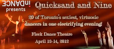 inDANCE - Quicksand and Nine