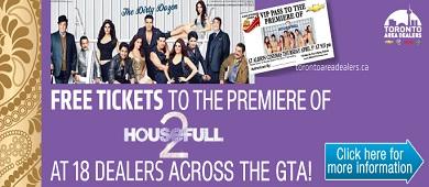 FREE Screening of Houseful 2!