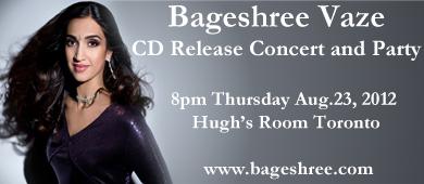 Bageshree Vaze CD Release Concert
