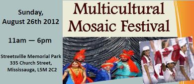 Multicultural Mosaic Festival