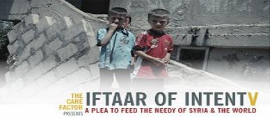 Iftaar of Intent