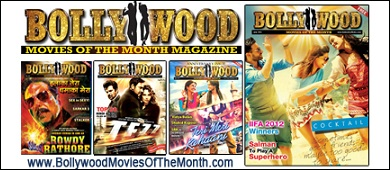 Bollywood Movies of the Month Magazine