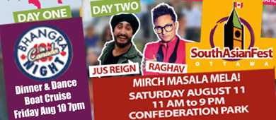 Ottawa South Asian Fest