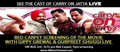 Carry On Jatta Special Screening
