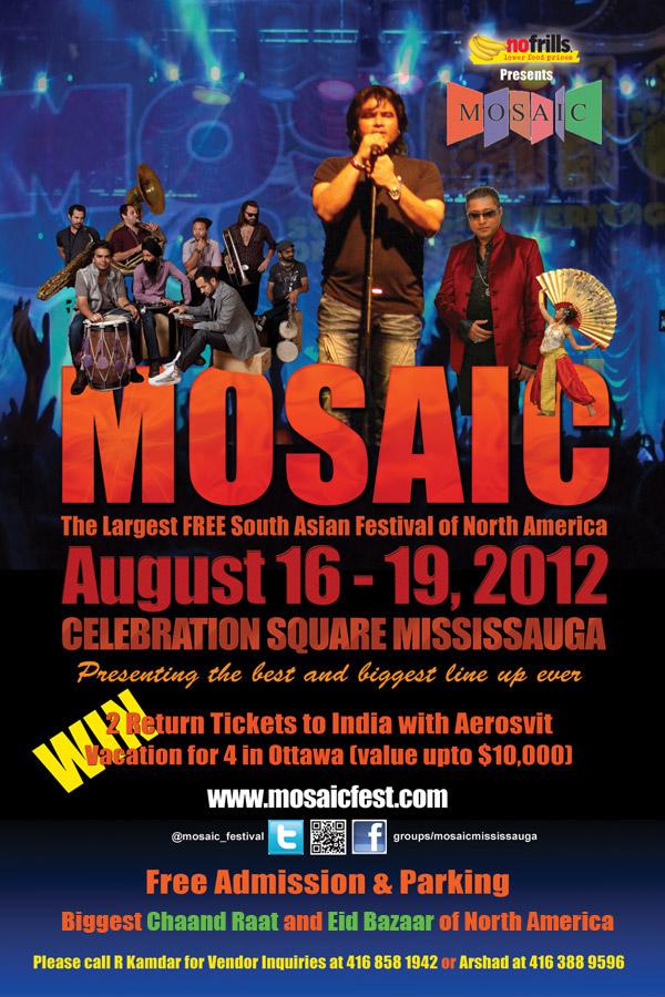 Mosaic Fest 2012