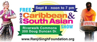 Newmarket Caribbean and South Asian Showcase