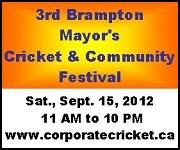 Mayors Cricket Brampton 180