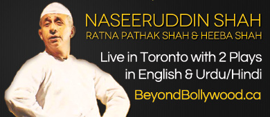 Beyond Bollywood feat. Naseeruddin Shah