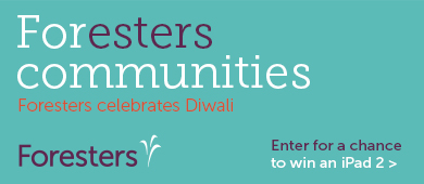 Foresters Celebrates Diwali