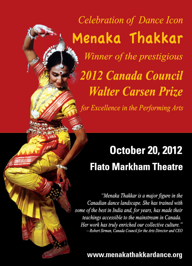 A Celebration of Menaka Thakkar