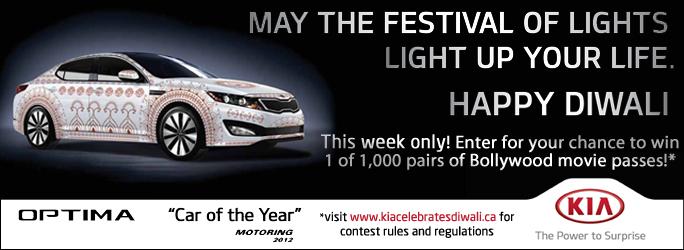 Kia Celebrates Diwali