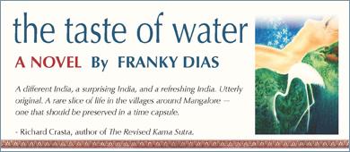 The Taste of Water by Franky Dias