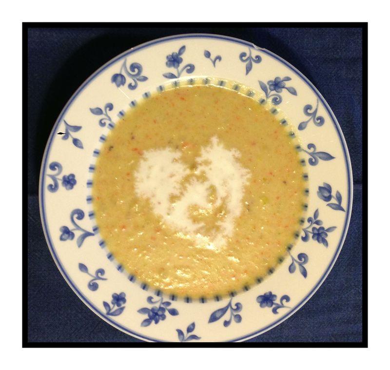 Syerah's Leek & Potato Soup