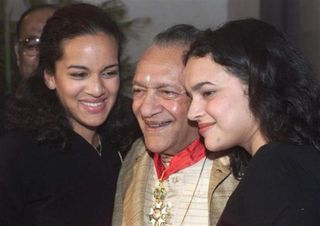 Ravi Shankar Daughters