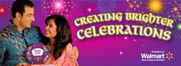 Nestle's Quality Street Diwali Gift tin