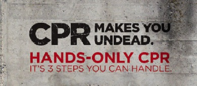 CPR Makes you Undead