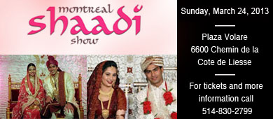 Montreal Shaadi Show
