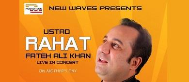 Rahat Fateh Ali Khan in Concert