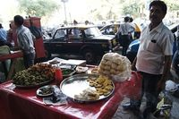 Street food Bombay