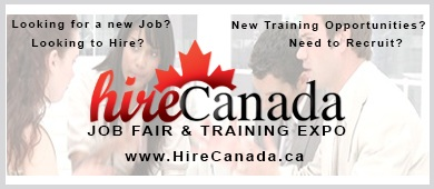 Hire Canada Job Fair September 2013