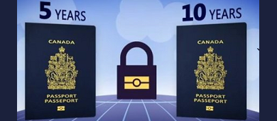 10-Year ePassport