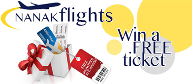 Nanak Flights Contest