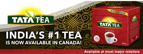 Tata tea banner