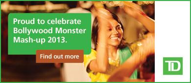 TD Bollywood Monster Mashup