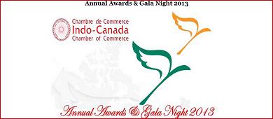 ICCC Awards Gala 2013