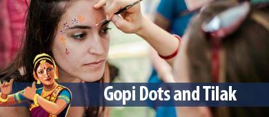 FOI 2013 Gopi Dots and Tilak