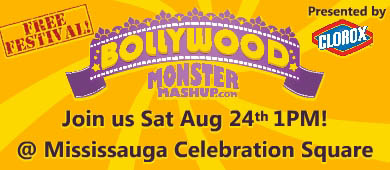 Bollywood Monster Mashup 2013