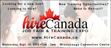 Hire Canada Job Fair