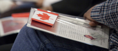 Empowering young people to become Canadian citizens
