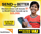 Western Union Send Better Campaign