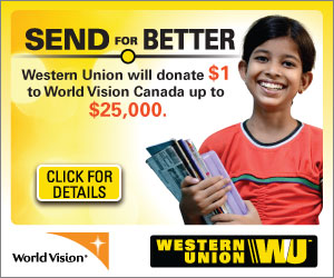 Western Union Campaign