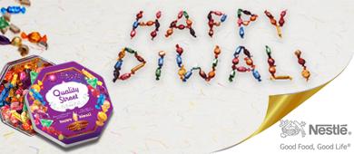 Nestle Quality Street Diwali 2013